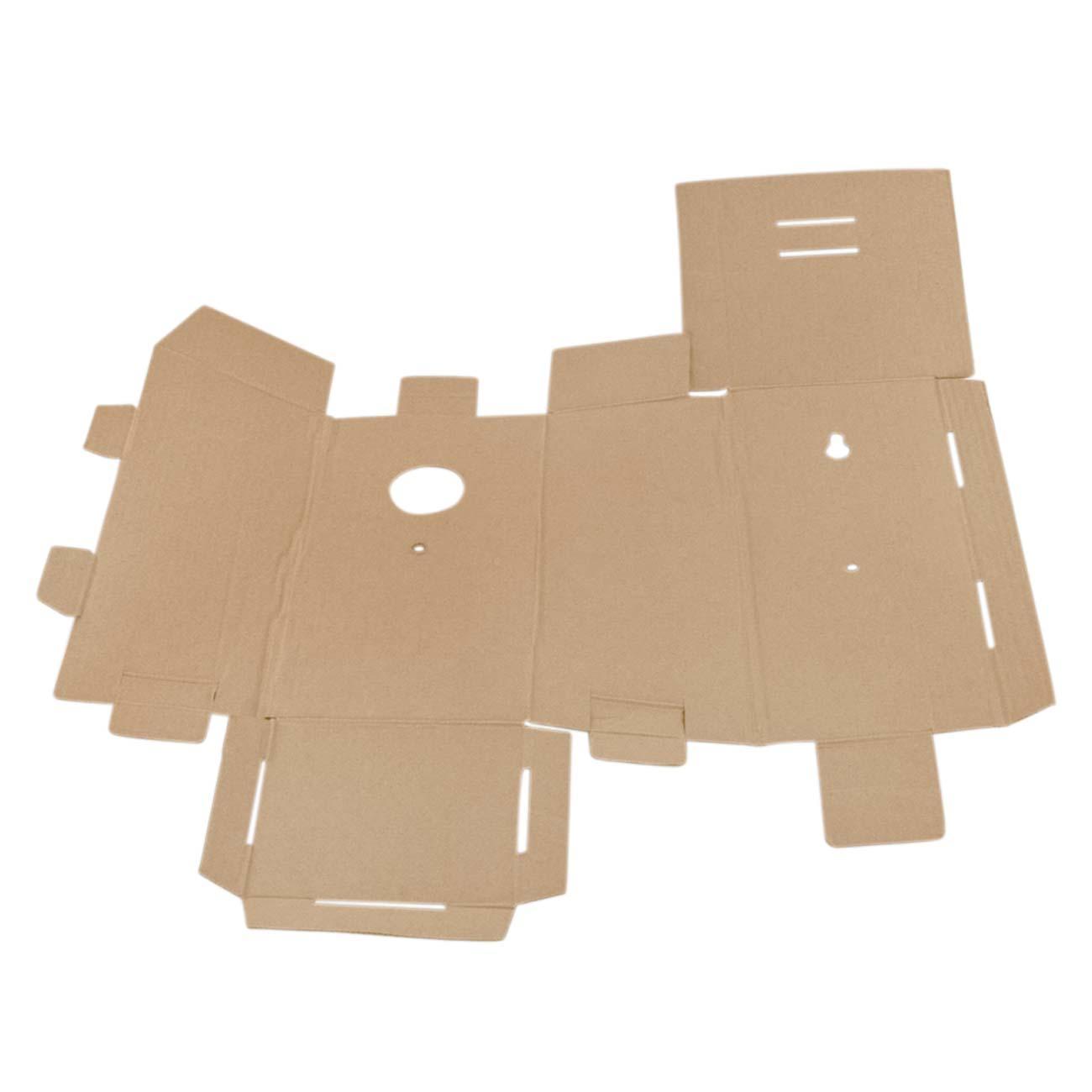 luminaria vogelhaus komplettpackungen rund ums papier basteln im junghans wolle creativ. Black Bedroom Furniture Sets. Home Design Ideas