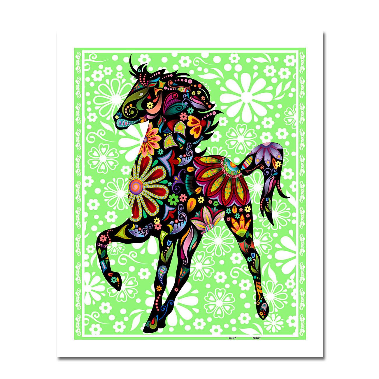 Puzzle - Pferd