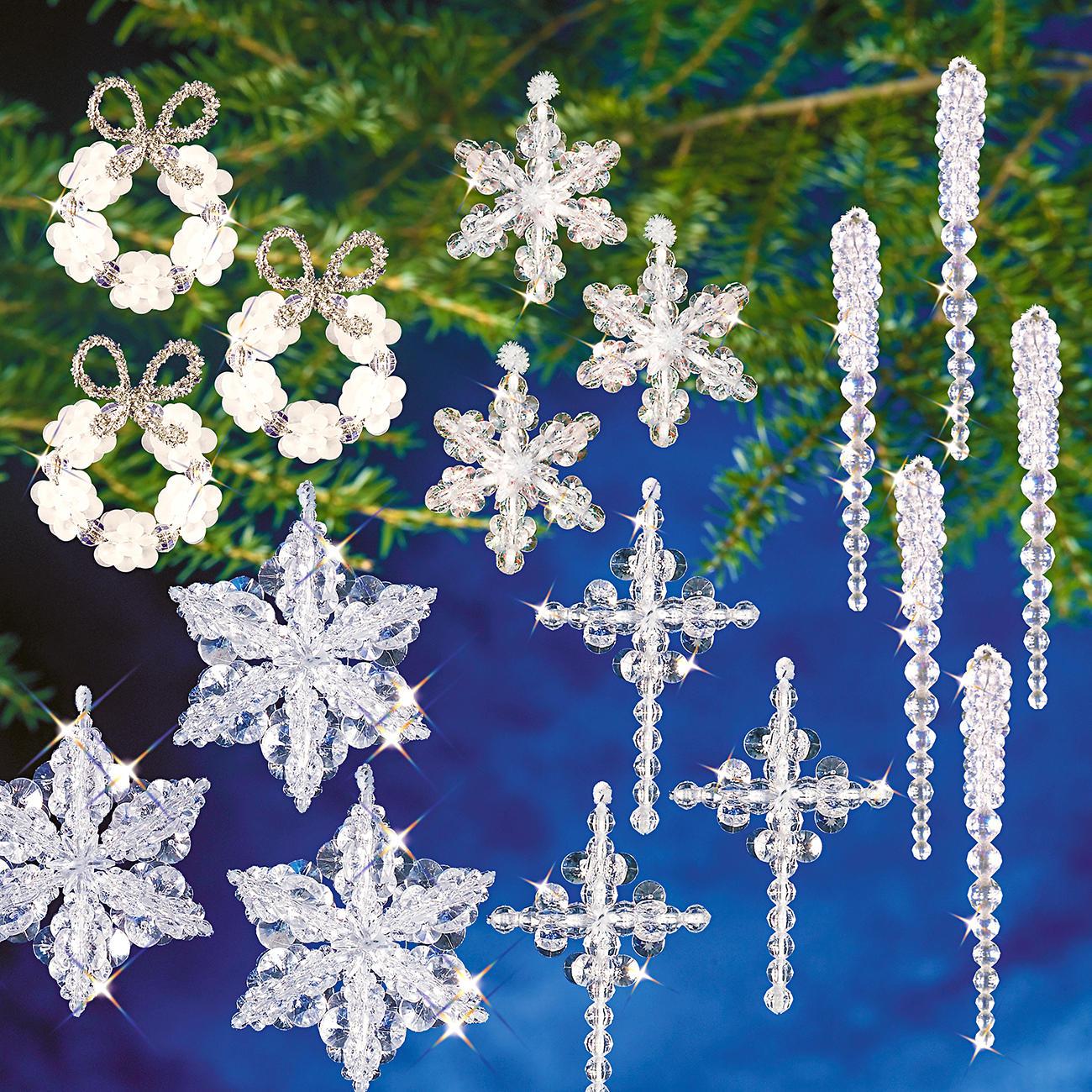 xxl weihnachts set kristall. Black Bedroom Furniture Sets. Home Design Ideas