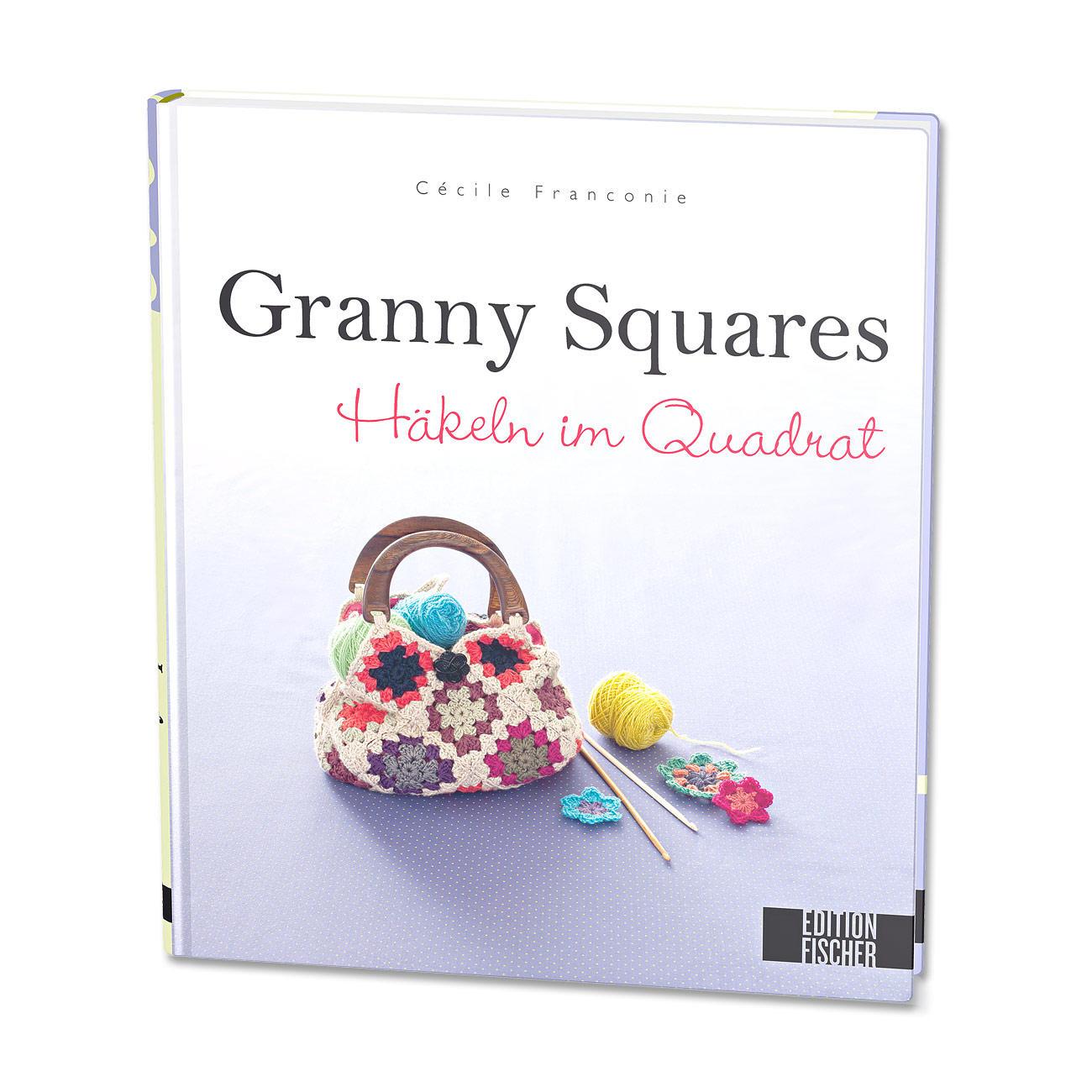 Buch Granny Squares Häkeln Im Quadrat