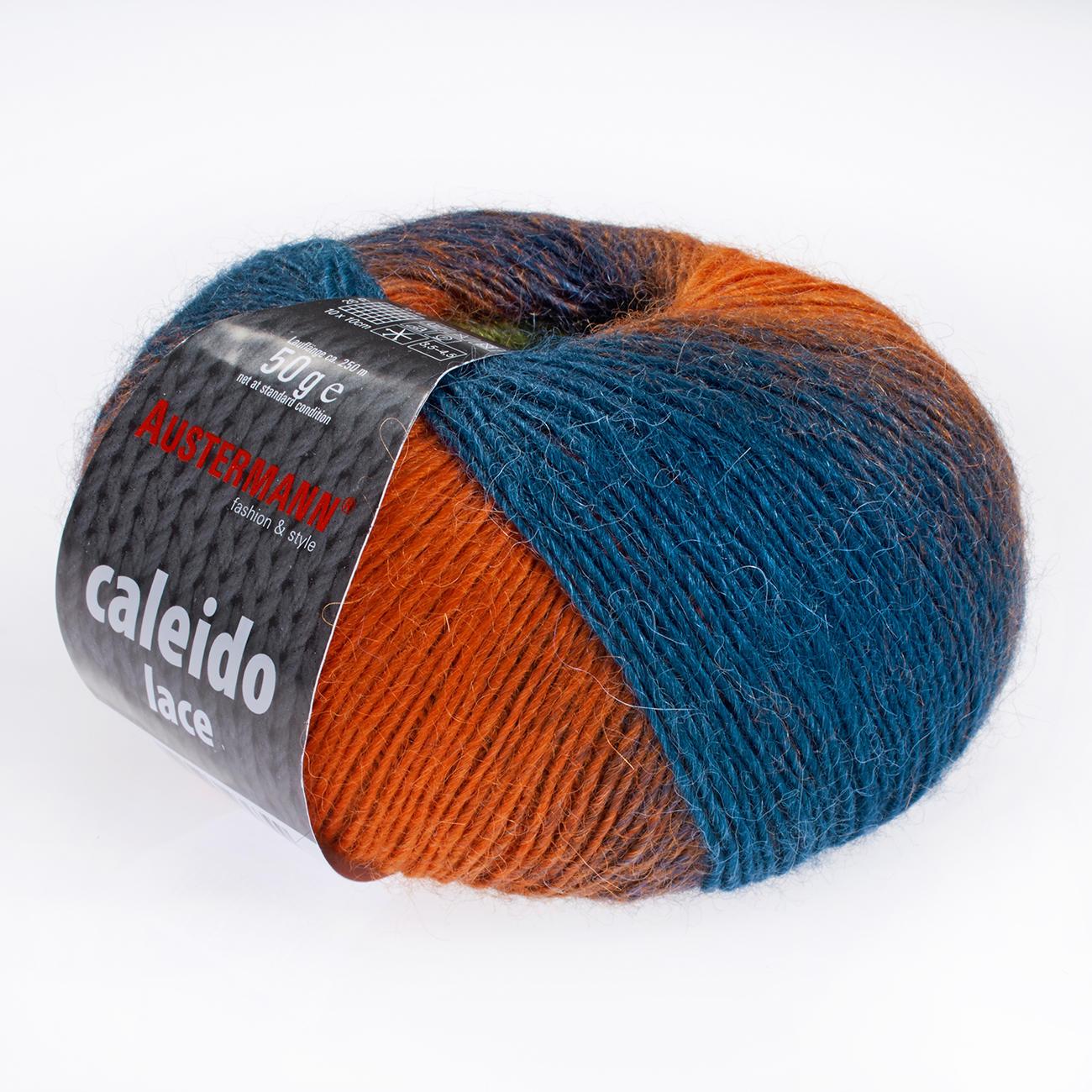 Caleido lace von austermann®, 9 versch. farben
