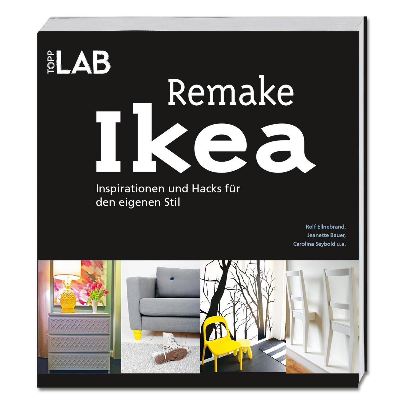 buch remake ikea. Black Bedroom Furniture Sets. Home Design Ideas