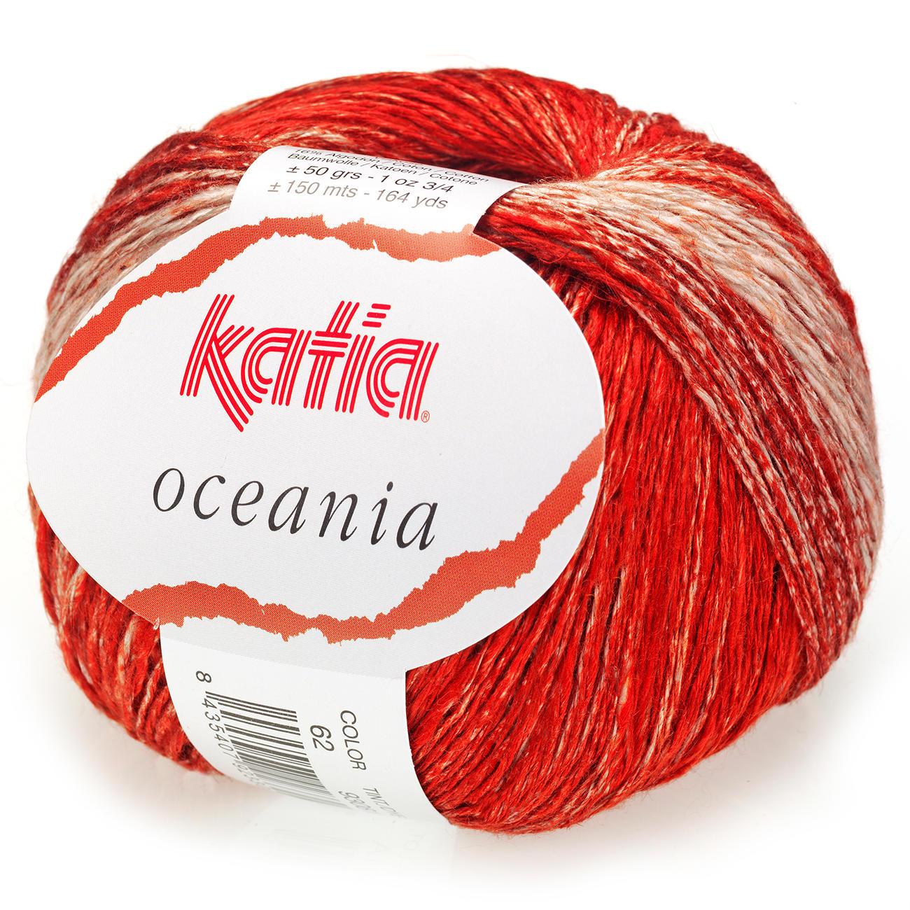 50g Garn- Wolle OCEANIA katia
