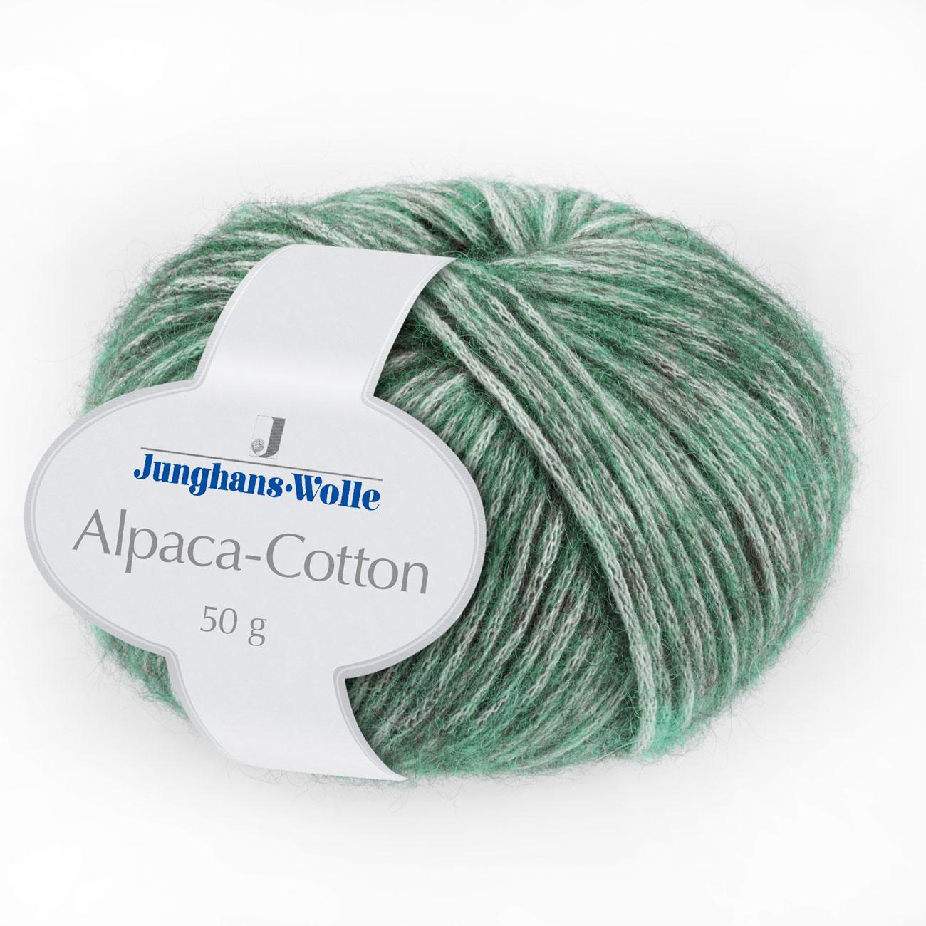 Alpaca cotton von junghans wolle 7 versch farben - Junghanns wolle ...