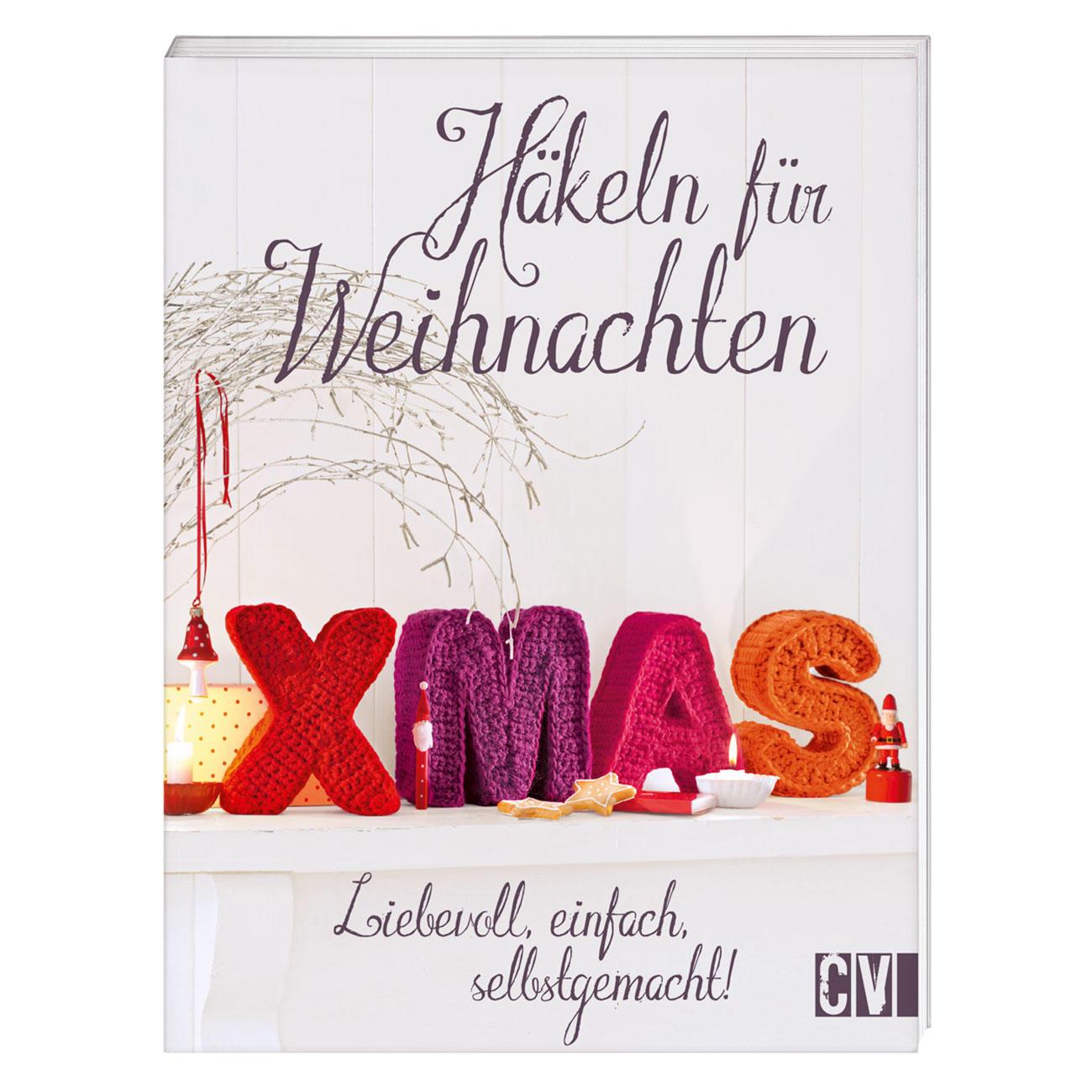 Buch Häkeln Für Weihnachten