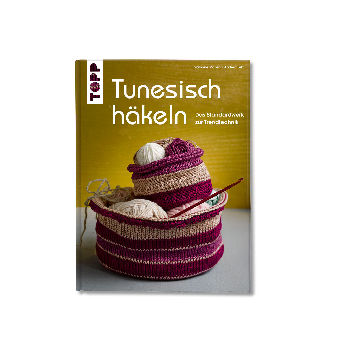 Buch Tunesisch Häkeln