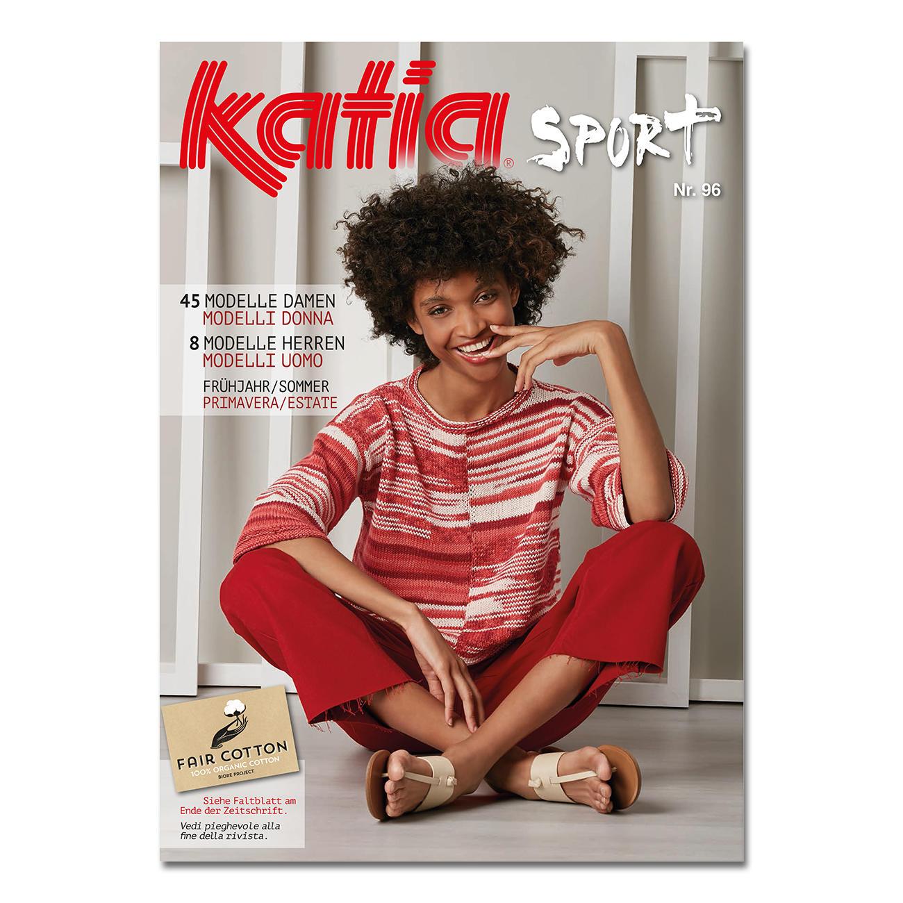 Heft - Katia SPORT 96