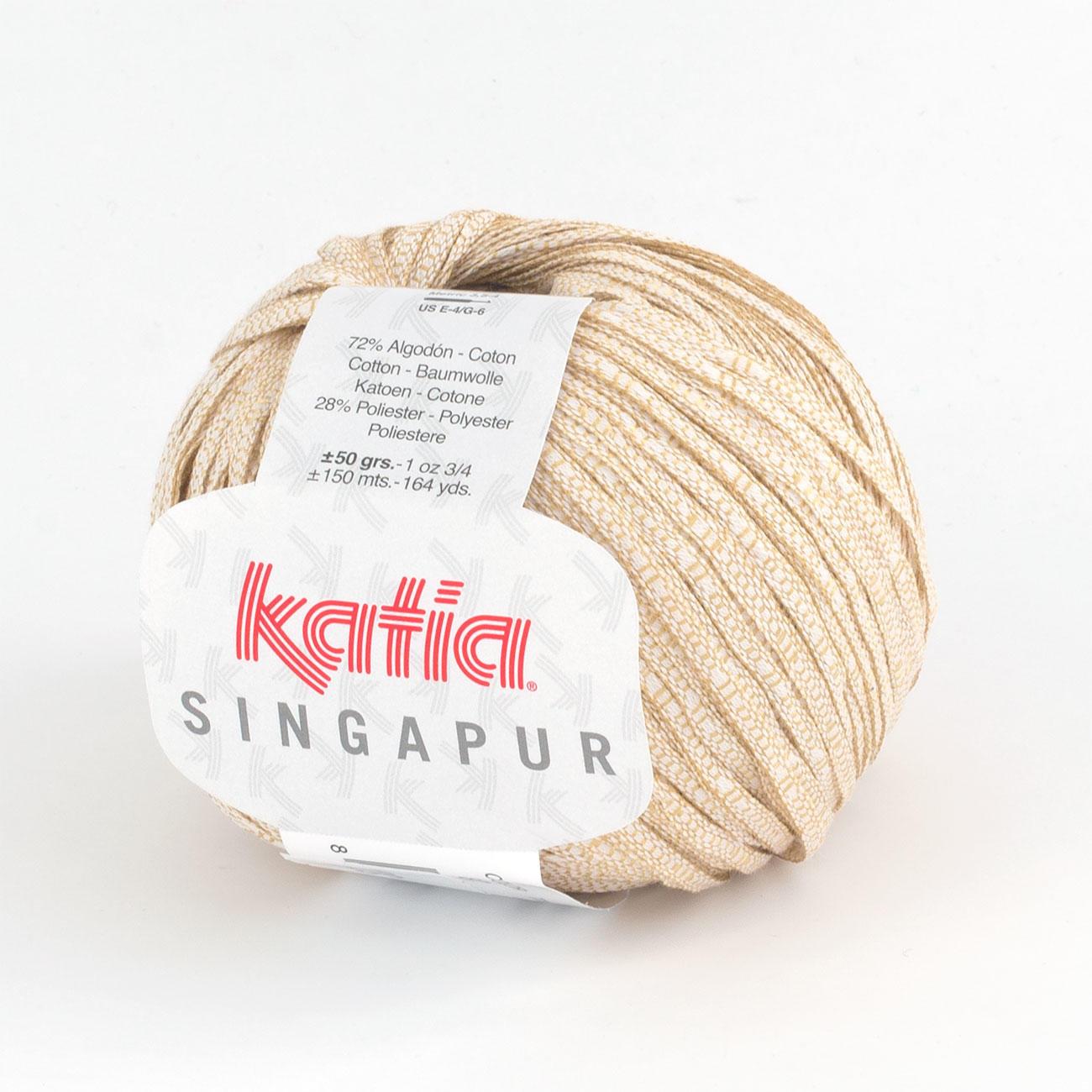 Singapur von Katia, 12 versch. Farben