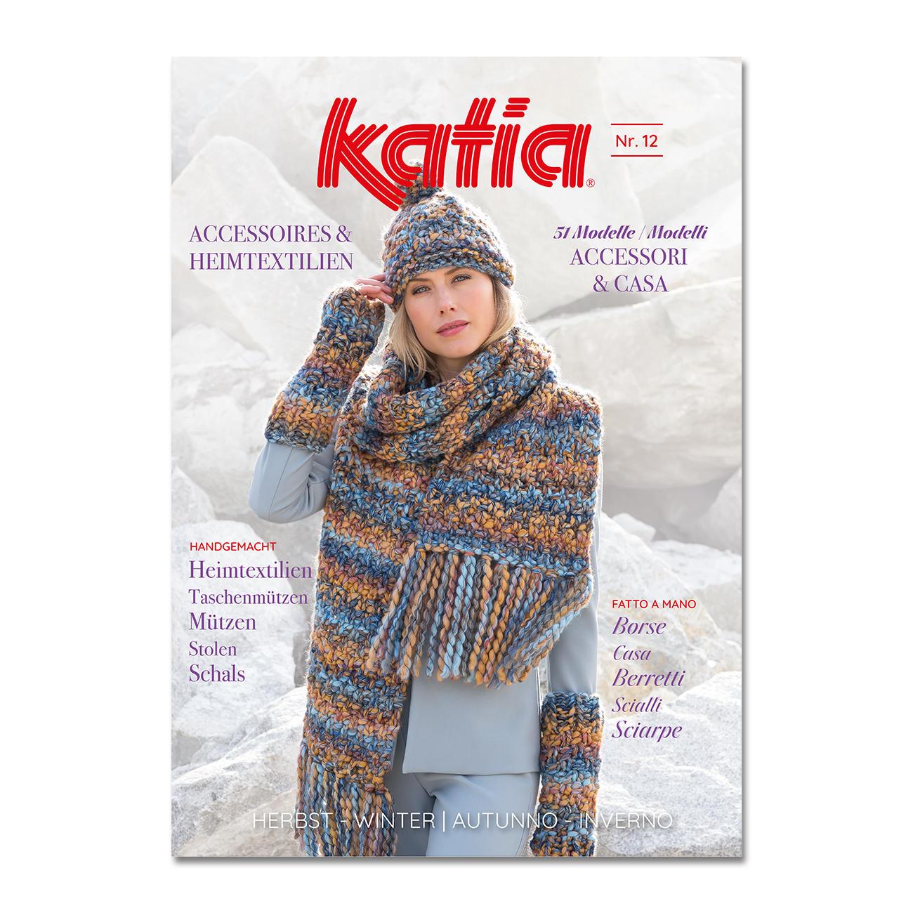 Heft Katia Accessoires Nr 12