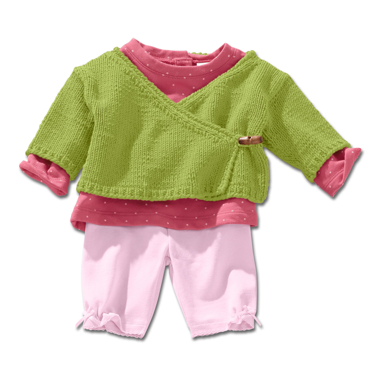 Anleitung 3193 Wickeljacke Aus Merino Cotton Von Junghans Wolle 1