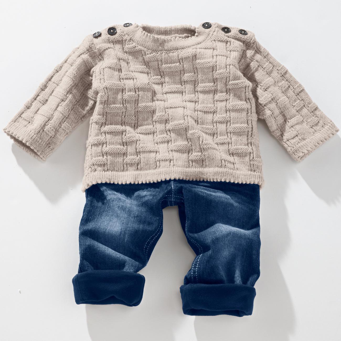 modell 246 2 babypulli aus freizeit uni 4 f dig von. Black Bedroom Furniture Sets. Home Design Ideas