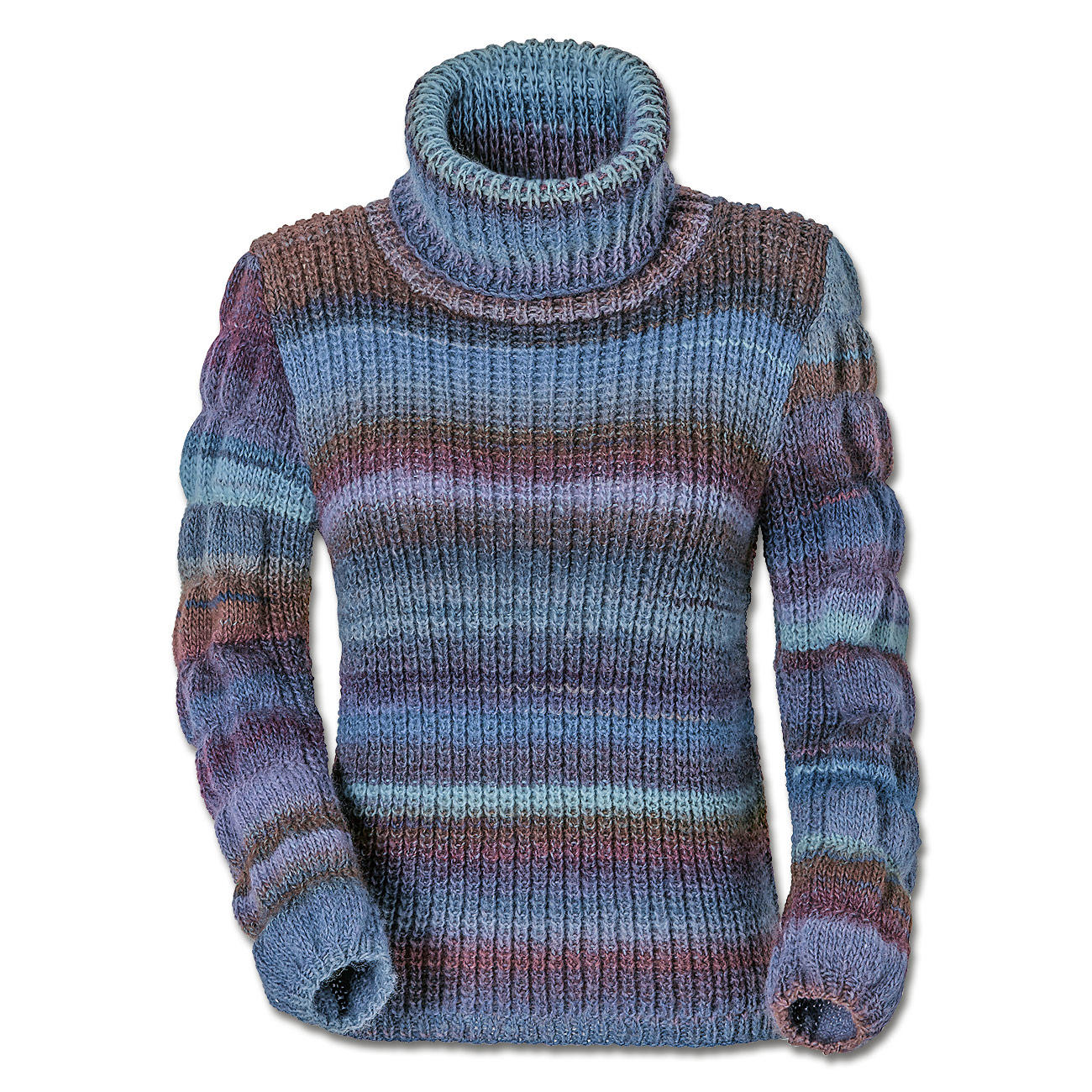 Anleitung 194 6 pullover aus scala von junghans wolle 1 - Junghanns wolle ...