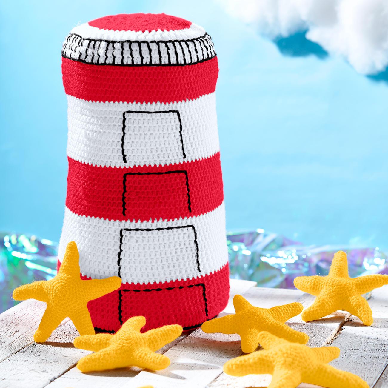 Anleitung 4525 Leuchtturm Und Seesterne Aus Poco Von Junghans