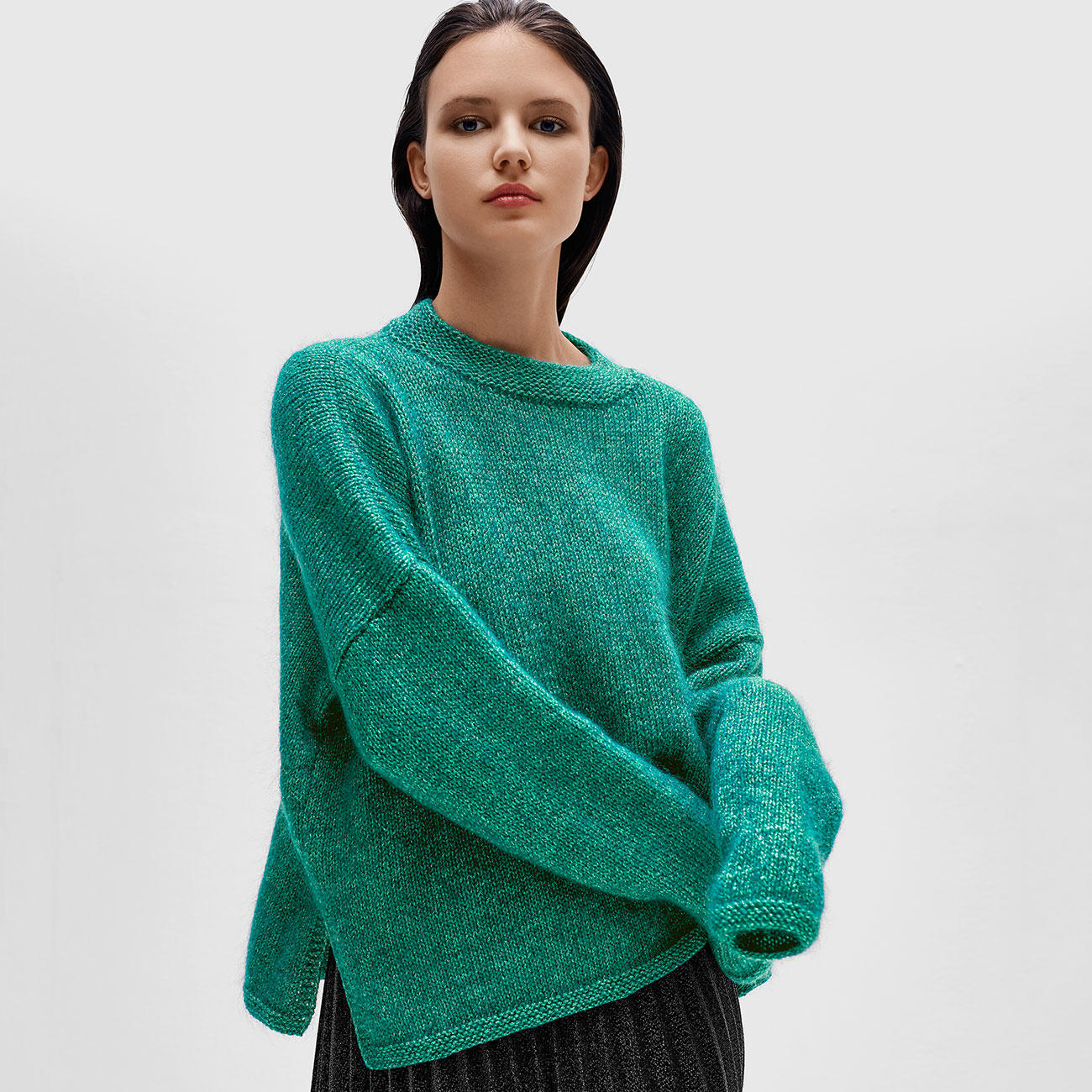 Anleitung 293 7, Pullover aus Luxury Magic Mohair von Rico Design, 1 ... 82b4cc94a0