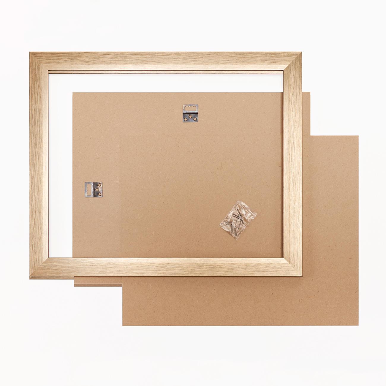 bilderrahmen blass goldfarben verschiedene gr en. Black Bedroom Furniture Sets. Home Design Ideas