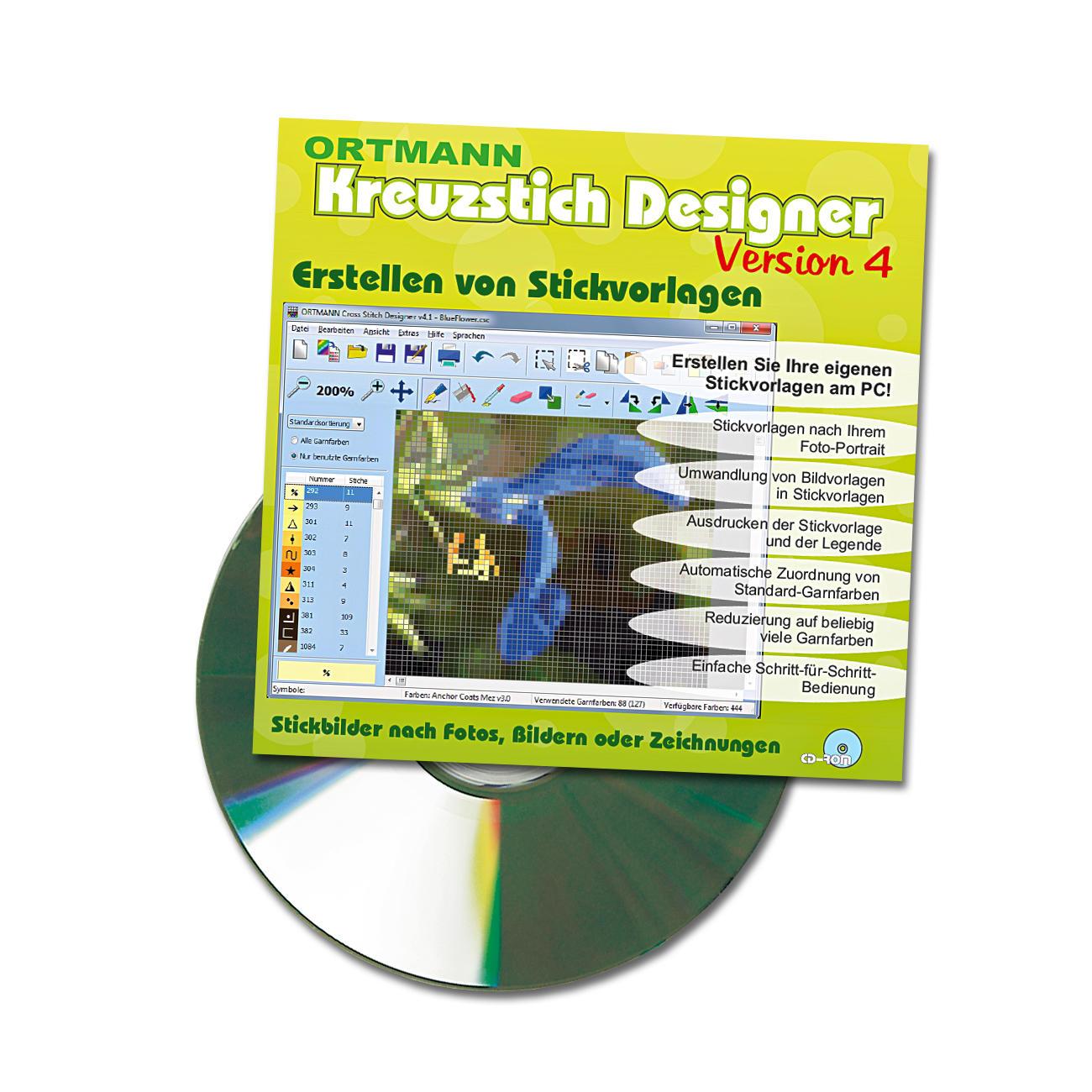 Kreuzstich Designer