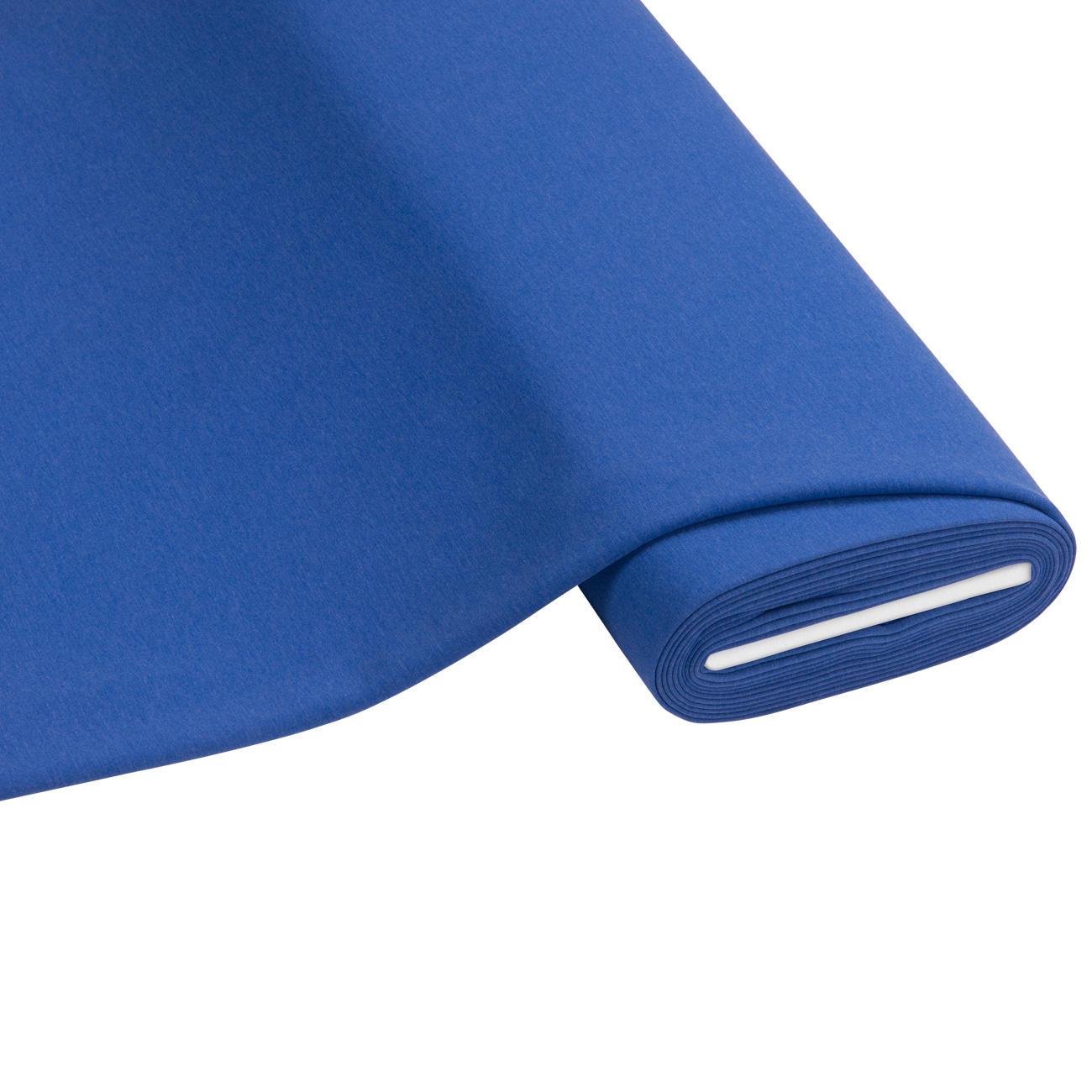 Sweat Stoff Meterware : meterware jersey sweat stoff blau ~ Watch28wear.com Haus und Dekorationen