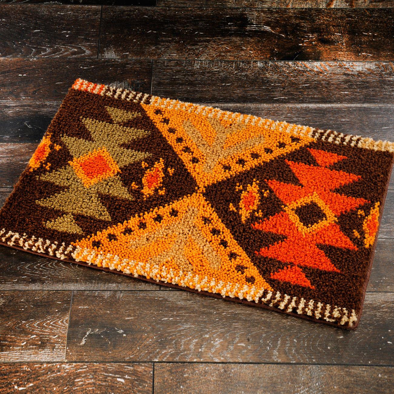 teppich arizona weitere teppiche teppiche kn pfen im junghans wolle creativ shop kaufen. Black Bedroom Furniture Sets. Home Design Ideas