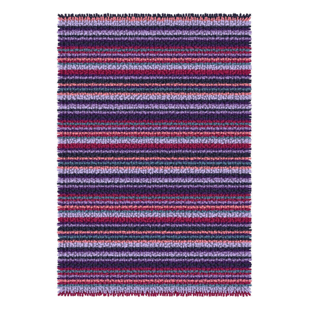 """Teppich """"Colores"""", 4 versch Farben"""