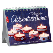 "Adventskalender ""Dekorative Adventsträume"" Buch ""Dekorative Adventsträume"""