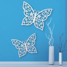Kreative Wanddekorationen
