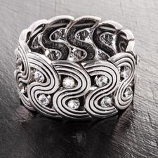 """Komplettpackung - Armband Metalloptik Komplettpackung """"Armband Metalloptik"""""""