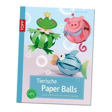 Buch - Tierische Paper Balls