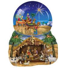 """Puzzle """"Stern von Bethlehem"""" Ein Spaß für die ganze Familie – spannend und entspannend zugleich."""