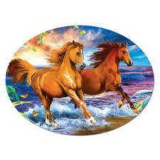 """Puzzle """"Pferde"""" PUZZELN – ein Spaß für die ganze Familie."""