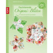 Buch - Faszinierende Origami-Blüten