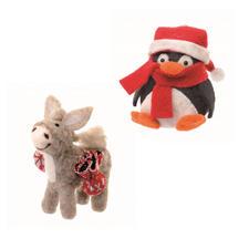 Pinguin und Packesel