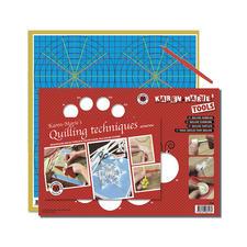 Quilling-Werkzeug-Set Quilling - Zauberhafte Dekorationen aus dünnen Papiersteifen