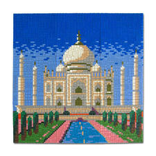 "Assembly Vollmotiv ""Taj Mahal"" Assembly"