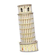 """3D-Bauwerk """"Schiefe Turm von Pisa"""""""