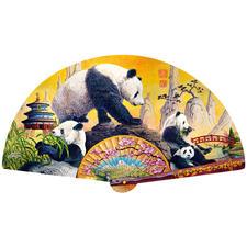 """Puzzle """"Panda-Fächer"""" Puzzeln - Ein Spaß für die ganze Familie – spannend und entspannend zugleich."""