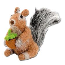 "Filz-Bastelsets ""Eichhörnchen"" oder ""Maus"""