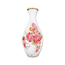"""Puzzle Vase """"Britische Rosen"""""""