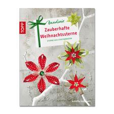 """Buch """"Bandinis – Zauberhafte Weihnachtssterne""""."""