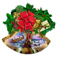 """Puzzle """"Weihnachtsglocken"""" Puzzeln - Ein Spaß für die ganze Familie – spannend und entspannend zugleich"""