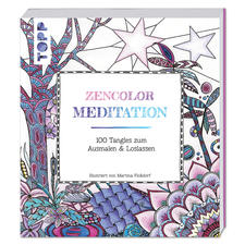"Buch ""Zencolor: Meditation"""