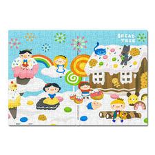 "Puzzle-Umschlag ""Candy House"" Puzzle-Umschläge"
