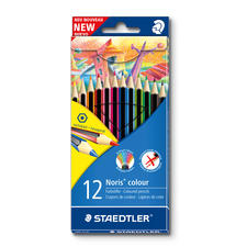 STAEDTLER Buntstifte, 12 Kartonetui Noris® colour 185 von STAEDTLER