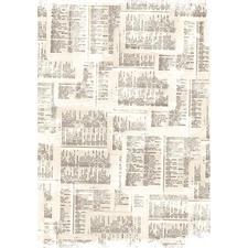 """DecoMaché Papier - Shabby Papier DecoMaché Papier """"Shabby Papier"""""""