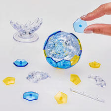 Ein spannendes 3D-Puzzle-Erlebnis ohne Werkzeug, ohne Kleben.