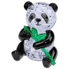 """3D Kristall Puzzle """"Panda"""" 3D Figuren-Puzzles"""