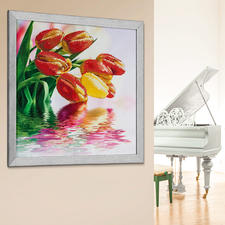 "Diamond Painting ""Tulpen"""