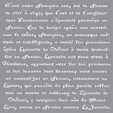 Franz. Schrift
