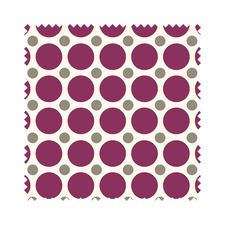 """Stoffzuschnitt """"Fenton House"""" Dots klein Traditionelle Dessins in elegant-kräftigen Farben."""
