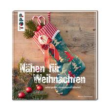 """Buch """"Nähen für Weihnachten"""""""