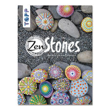 """Buch """"ZenStones"""" Mandalasteine zum Entspannen"""